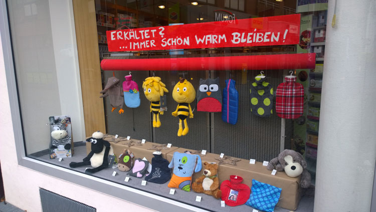 Regionalmarketing-Schaufenster